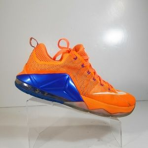 Nike Lebron XII Low Men Basketball Shoes Sz 13